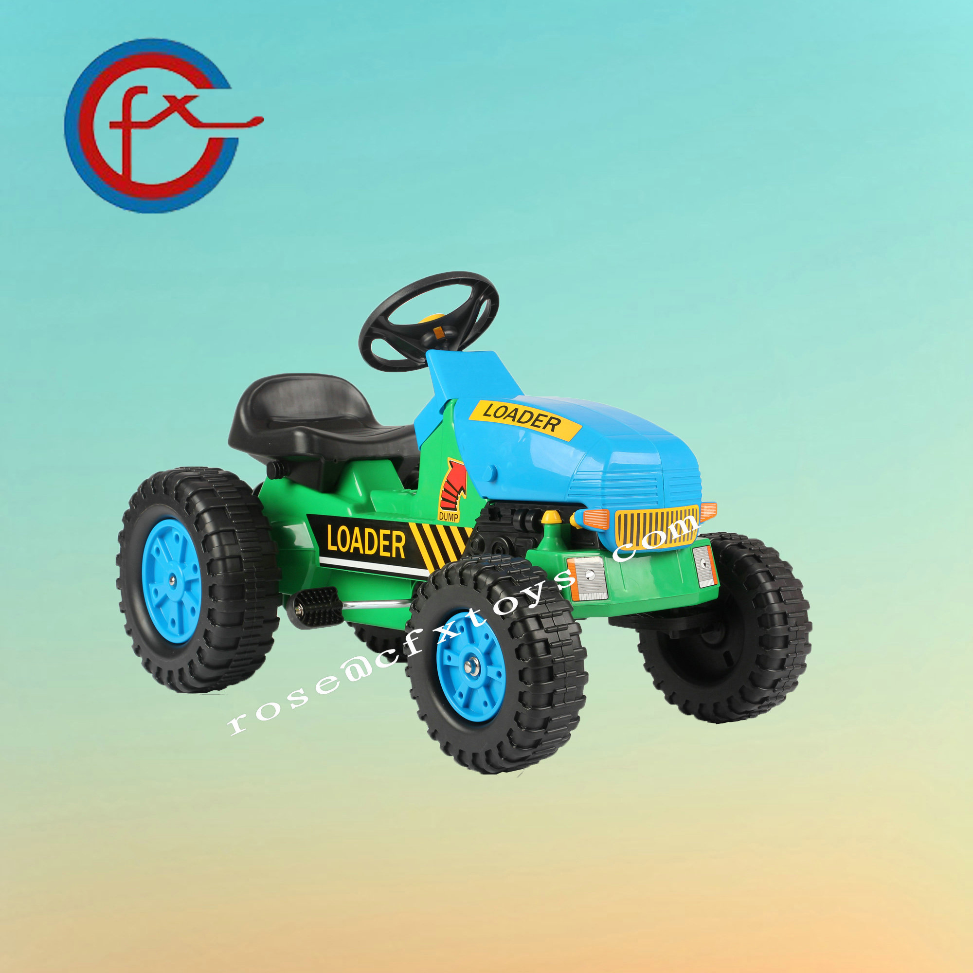 Children Ride On Pedal Car Toy
