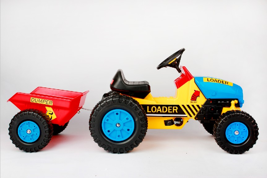 New Design Children Car Toys Loader 411
