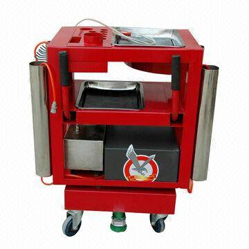 import and export collection of auto equipment for car tool trolley /auto repair trolley