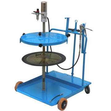 Sell 64070 Pneumatic butter machine Suitable for 180-200 liters of tank