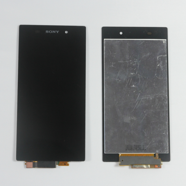 For Sony Xperia Z1 L39 OEM LCD Display + Touch Screen Well Assembly