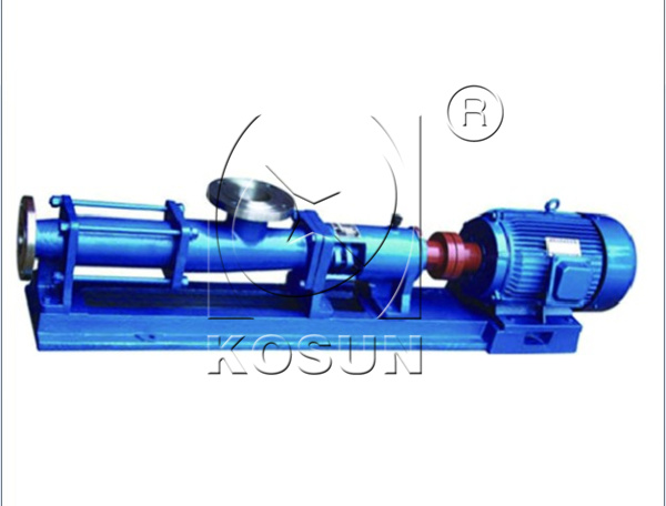 Drilling Screw Pump