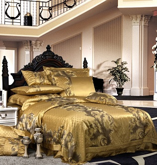 pure silk bedding sets
