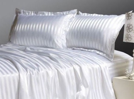 pure silk bedsheets