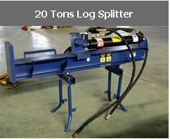 20 Tons Log Splitter