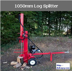 1050mm Log Splitter