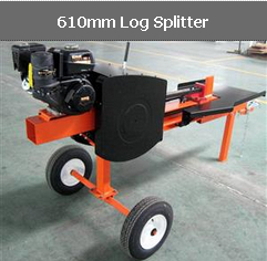 610mm Log Splitter