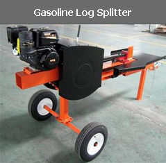 Gasoline Log Splitter