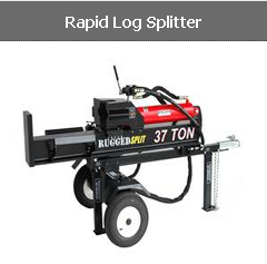 Rapid Log Splitter
