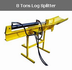 8 Tons Log Splitter