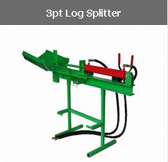 3PT Log Splitter