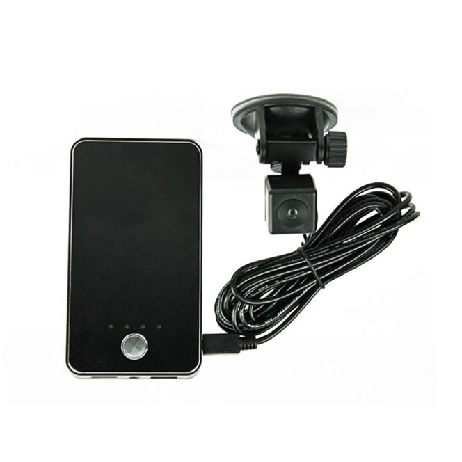 Hidden Separating Night Monitoring Car security DVR