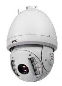 IK-581HD SHD 1.3/2.0 Megapixel Full HD Network PTZ Dome Camera