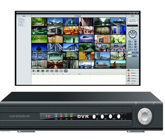 IK-4H01-MN HD iDVR Three in one DVR/HVR/NVR