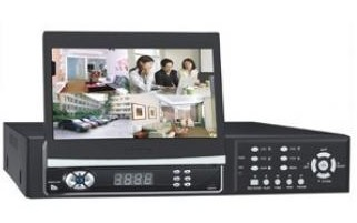 IK-4H05 with 7 Inch LCD DVR