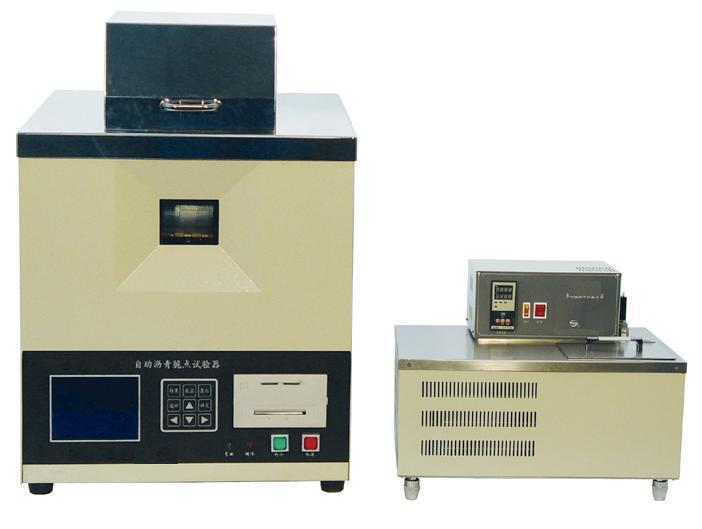 GD-0613A Automatic Fraass Breaking Point Tester