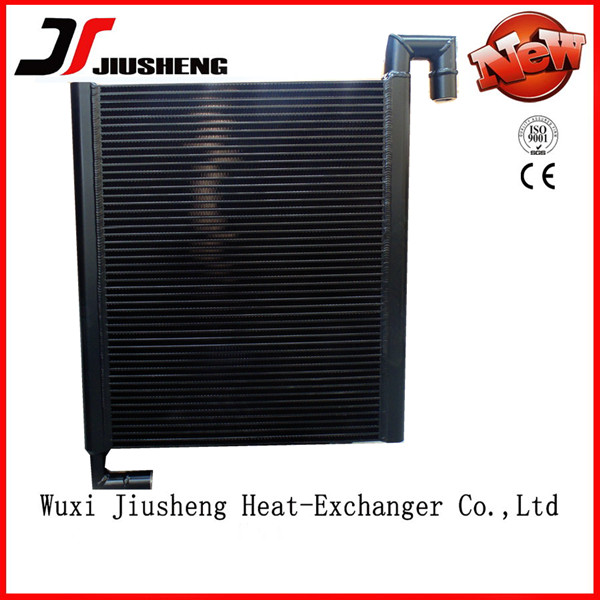 Hydraulic oil cooler (for excavator )