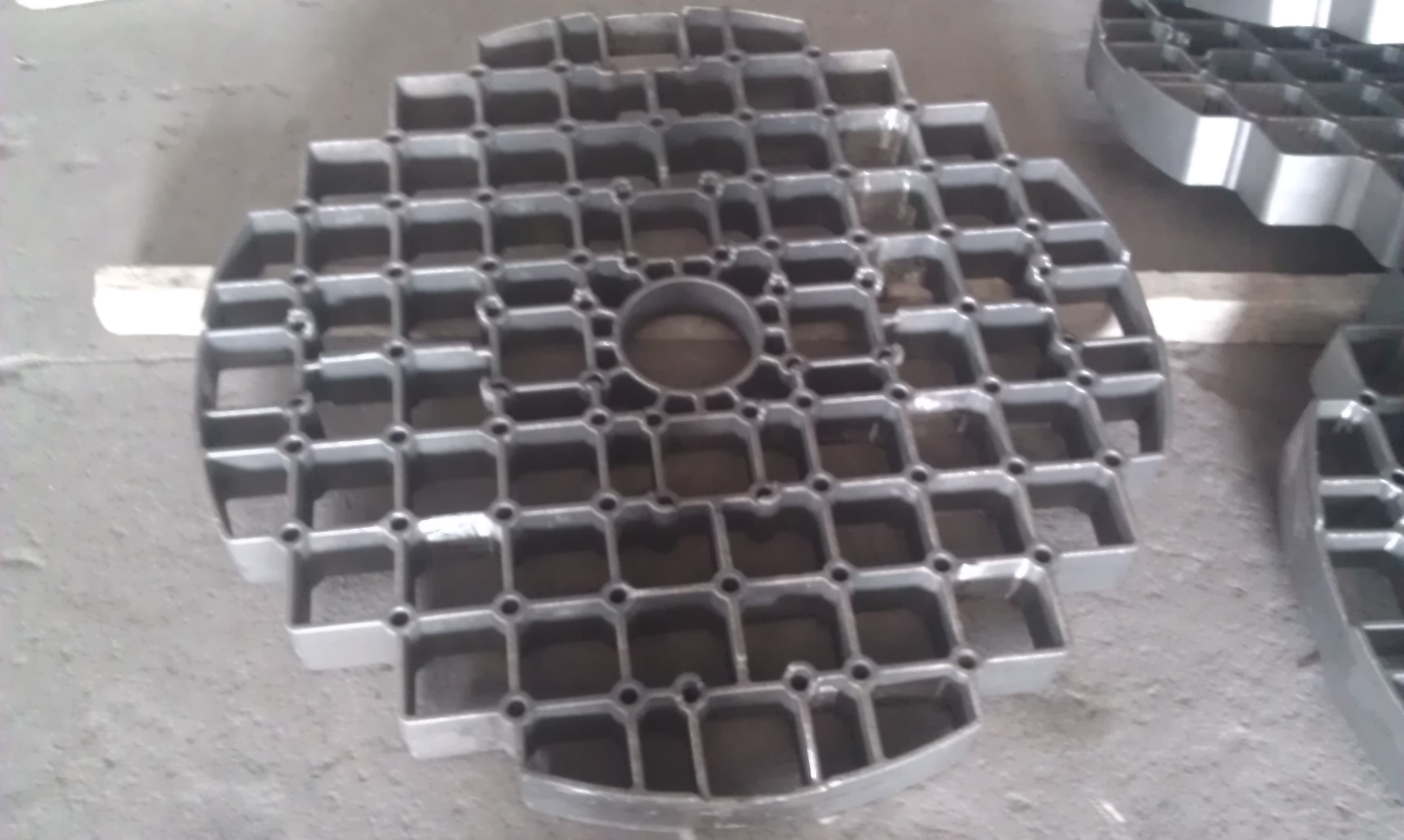 Heat Treatment Furnace Accessories