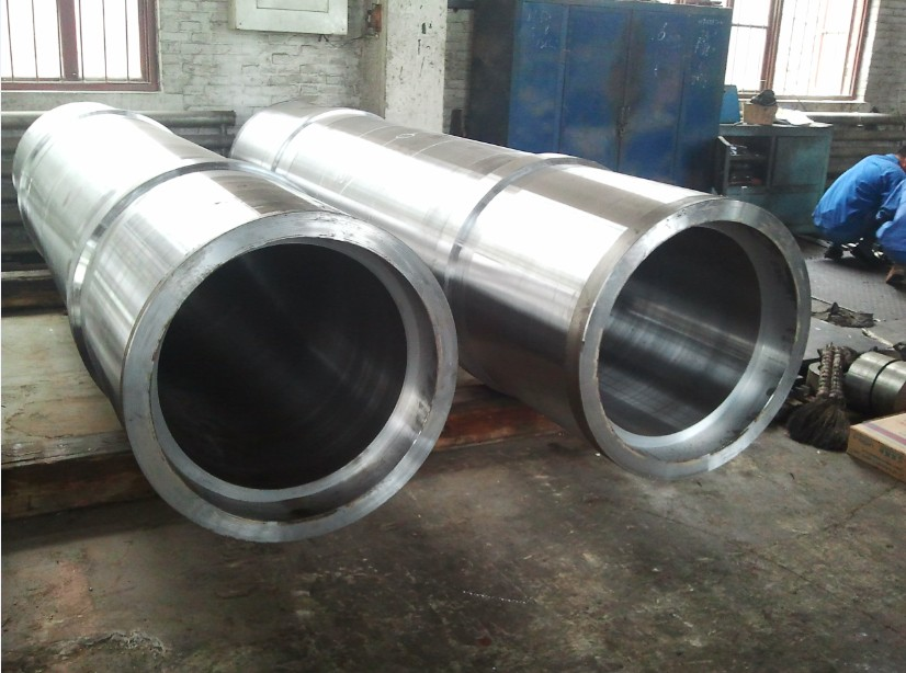 Centrifugal casting pipe moulds