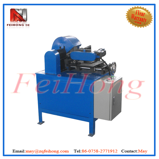 Buffing Machine for heater tubular