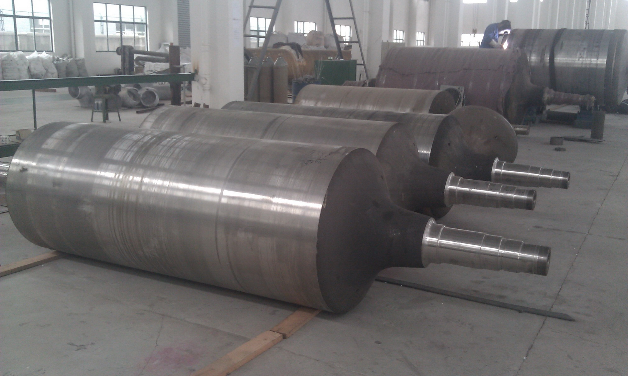 stainless steel roll/roller