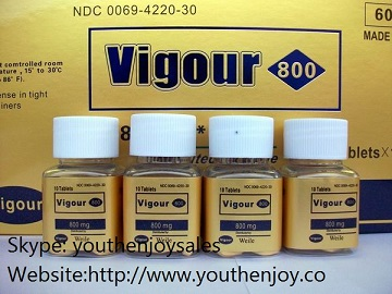 Vigour 800 Gold Sex Pills(Blue Label Version)