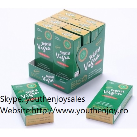 Vegetal Vigra Pure Herbal Male Enhancement Capsules
