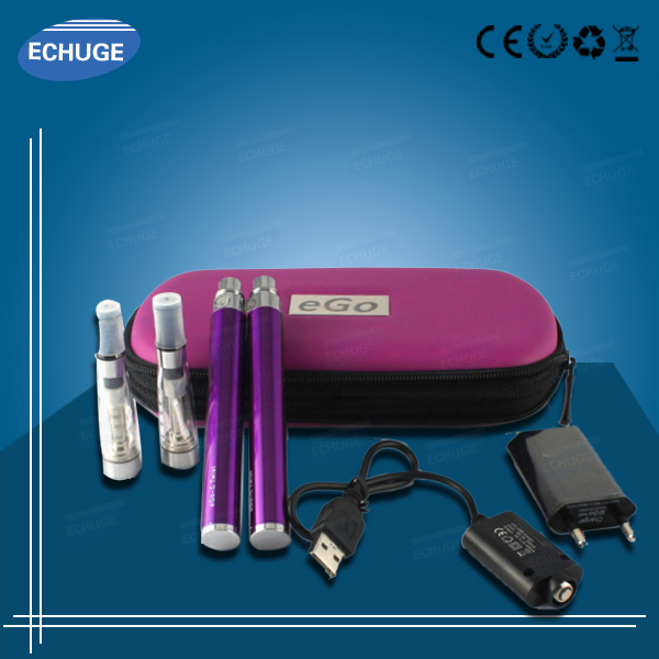 TOP CE4+atomizer e cigarette ego c twist ego battery with USB charger