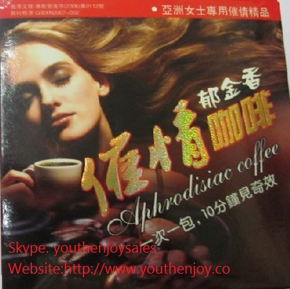 Female Aphrodisiac Coffee