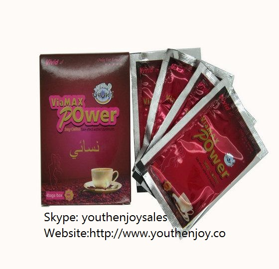 Sex Coffee for Female aphrodisiac Vimax Power coffee