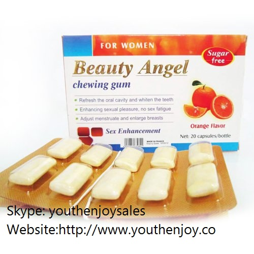 Beauty Angel Chewing Gum Sex Enhancement