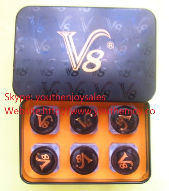 V8 Super Energy Male Sex Tablets
