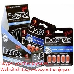Herbal Extenze Male Enhancement Libido Sex Pills ( 60pills/box )