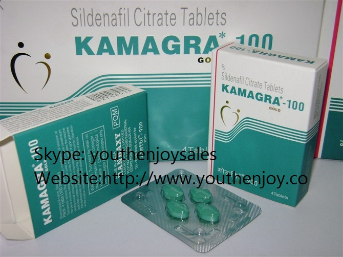 Kamagra gold 100mg sildenafil Citrate Tablet 4 Tablets