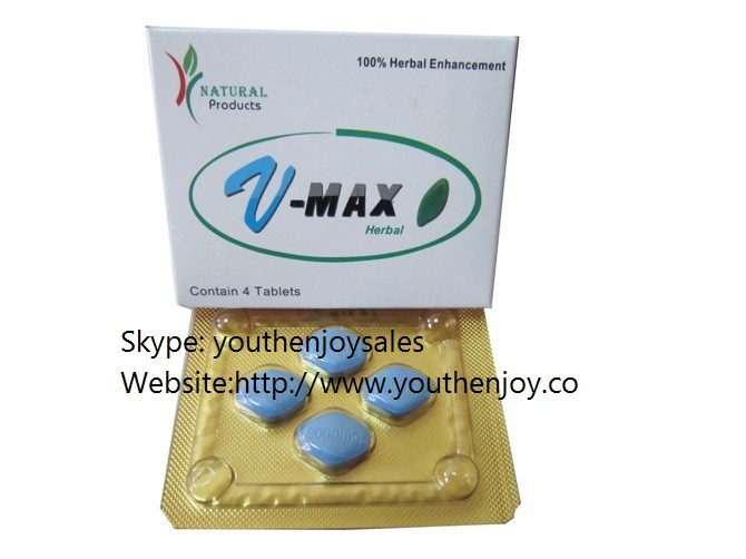 V-Max 100% Herbal Enhancement