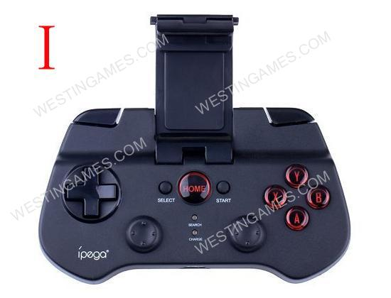 IPEGA PG-9017 Wireless Bluetooth 3.0 Game Controller for iPad / iPhone / Android / iOS PC - Black
