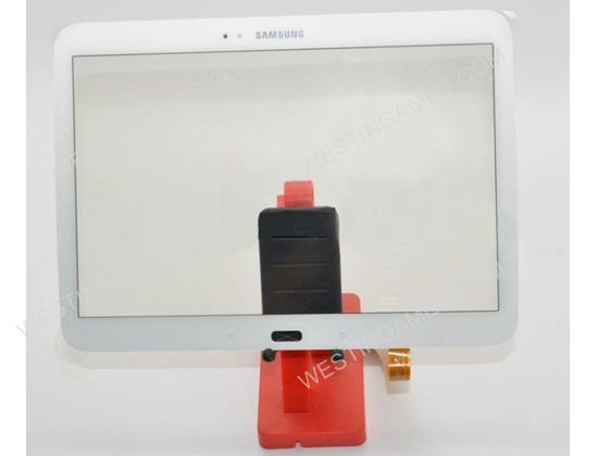 Original Touch Screen Digitizer for Samsung P5210 Galaxy Tab 3 10.1 - White