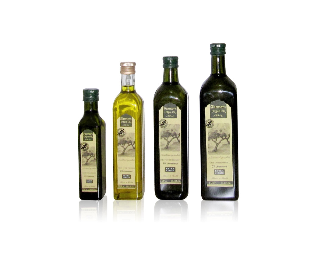Tunisia EXTRA VIRGIN OLIVE OIL First line GB