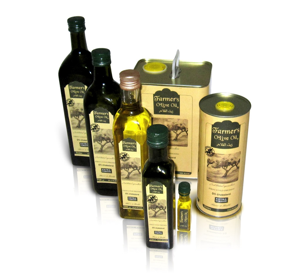 FARMER'S OLIVE OIL Pack PET