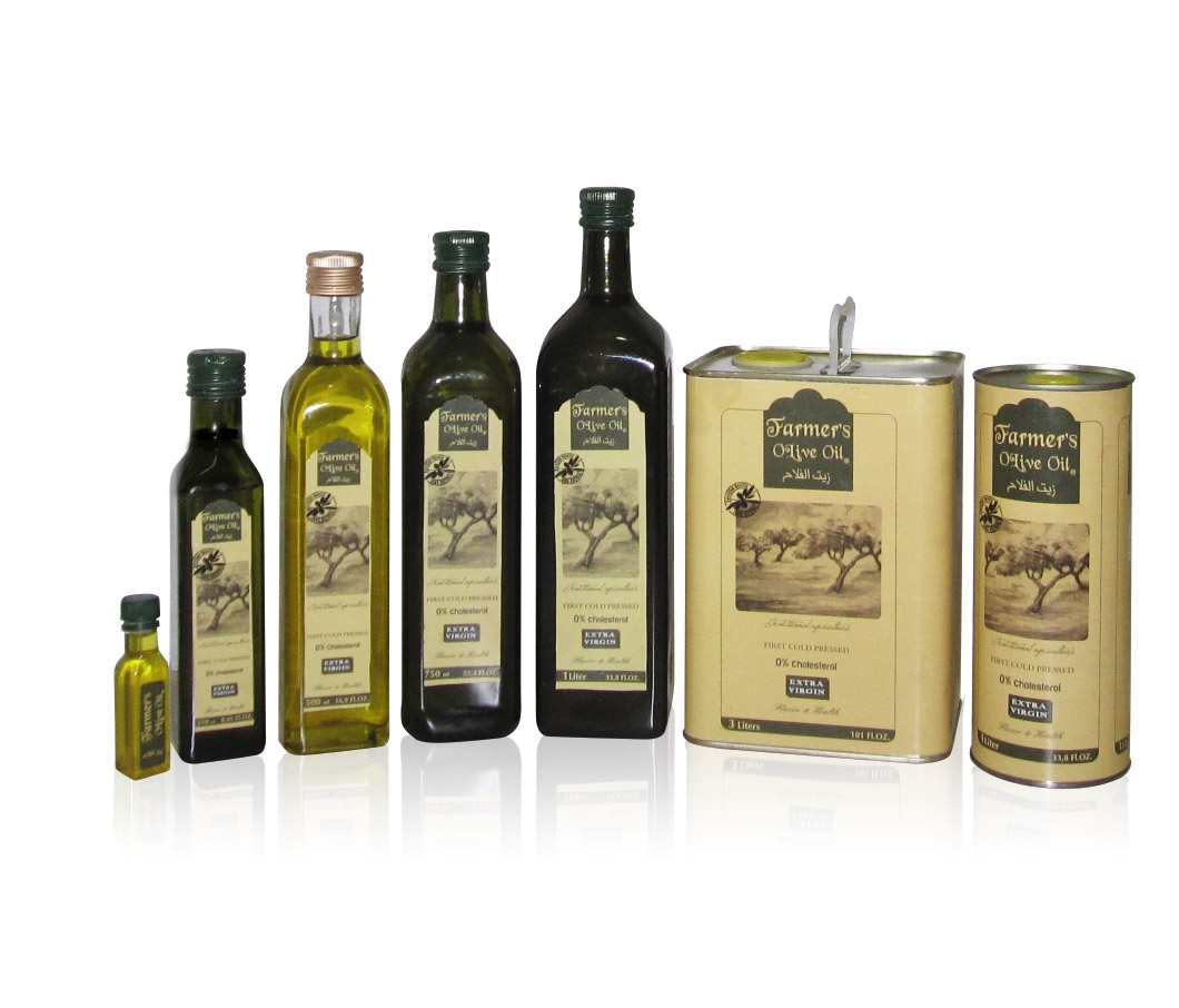 EXTRA VIRGIN OLIVE OIL Pack Tin Cans
