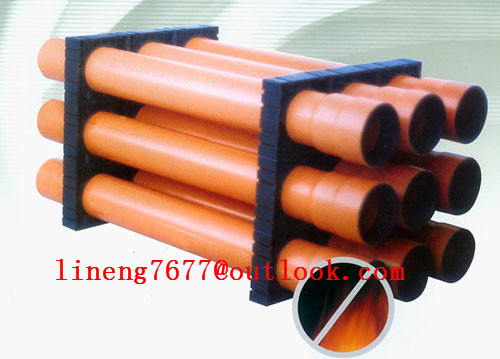 Smooth wall HDPE pipe,HDPE Pressure pipe,Duct HDPE