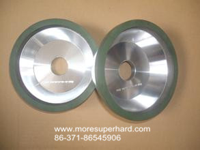 Resin Bonded Grinding Wheel for Hard Alloy