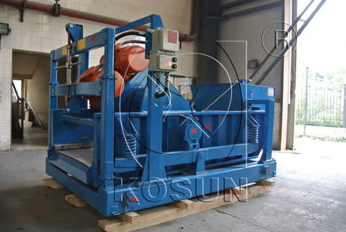Drilling fluid shale shaker for sale