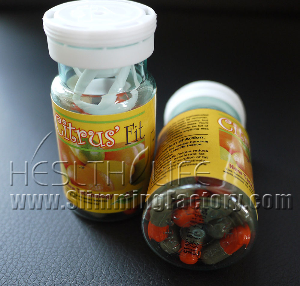 Citrus' Fit Weight Loss capsule