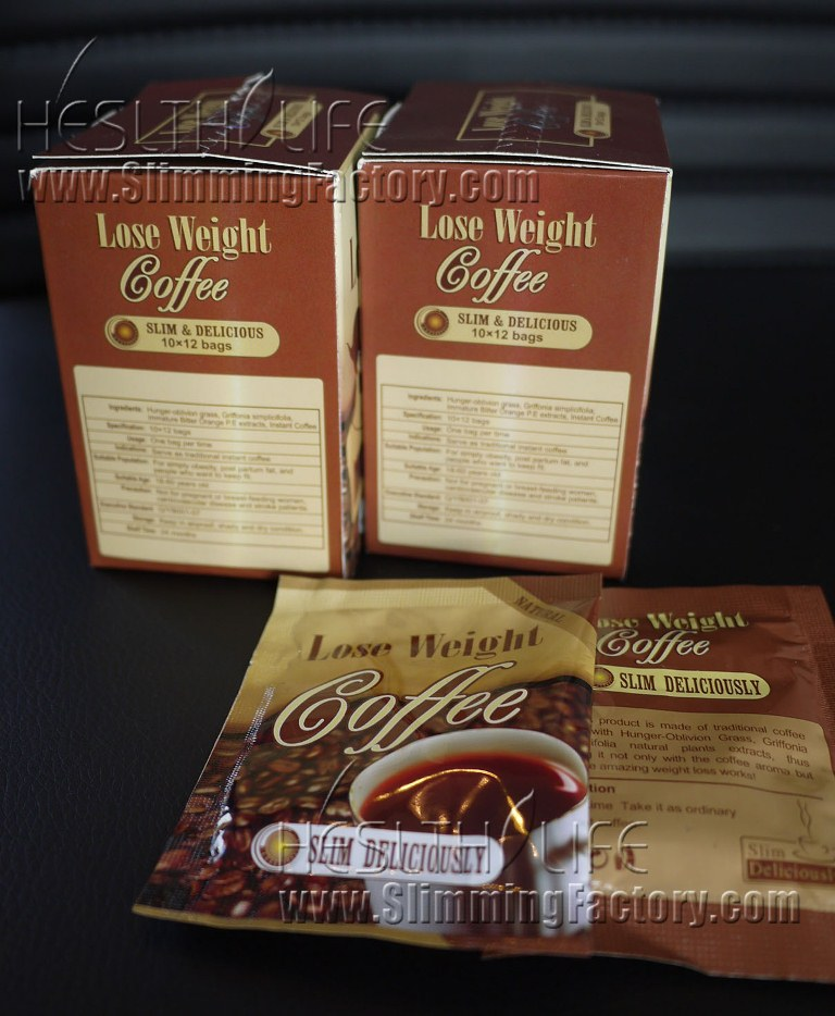 Natural Lose Weight Coffee, Taste Good and Help Lose More than 30lbs Monthly