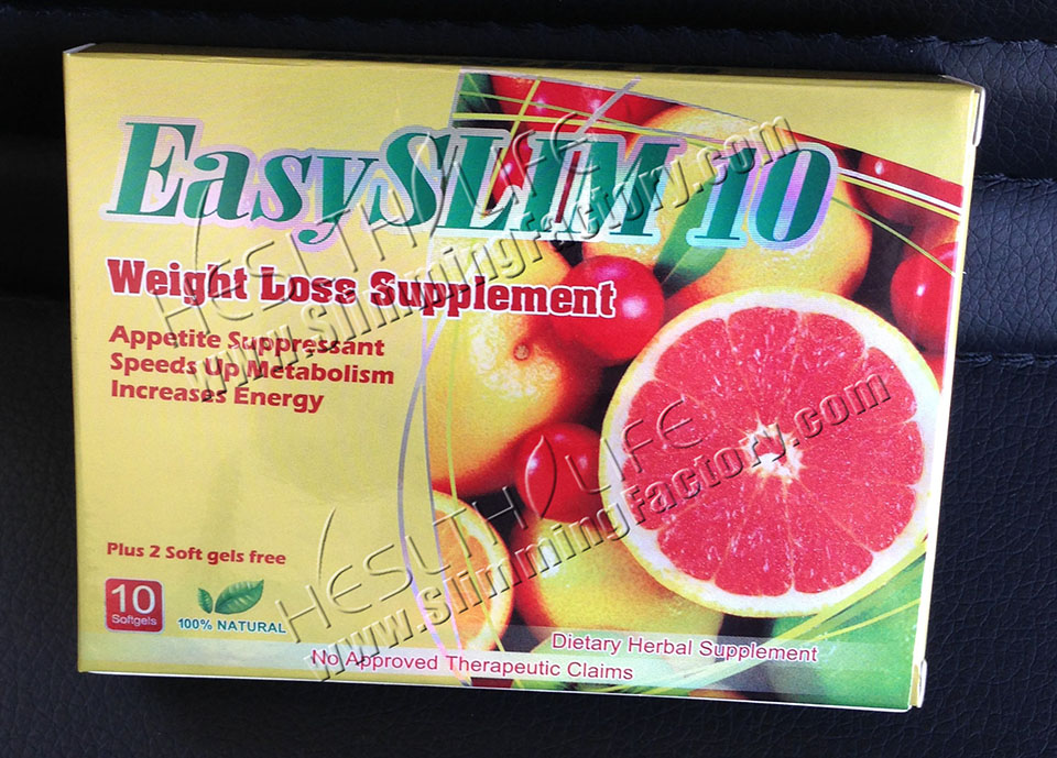 EasySLIM 10 Weight Loss Supplement