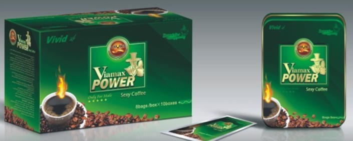 Vimax Power Male Sexy Coffee