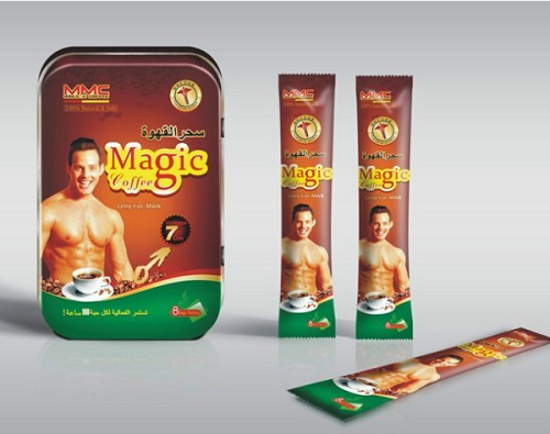 MMC Magic Sex Coffee for Man