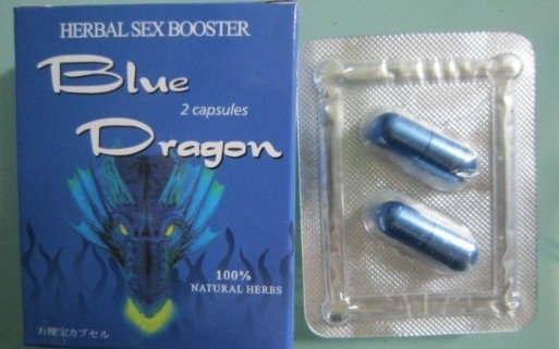 Blue Dragon Herbal Medicines ENHANCING Male Sex Drive CURING ED