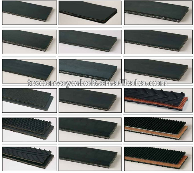 Nylon Flat Conveyor Belting With Good Elasticity